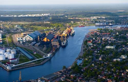 Вентспилсский свободный порт